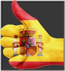 Le CE en Espagne